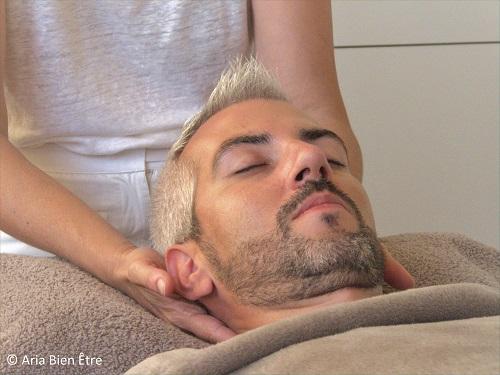 Massage Tui Na visage,cou et crâne